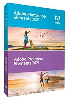 Adobe Photoshop Parts 2021 & Premiere Parts 2021 | PC/Mac Disc