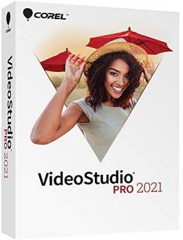 Corel VideoStudio 2021 Professional | Video & Film Enhancing Software program [PC Disc]
