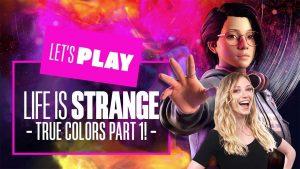Let's Play Life is Strange: True Colors Part 1! – LIFE IS STRANGE TRUE COLORS PS5 GAMEPLAY – Eurogamer