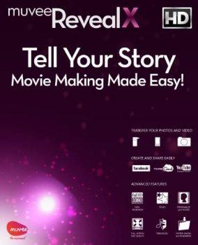 muvee Reveal X Video Enhancing Software program [Download]
