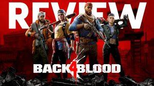 Again 4 Blood Evaluation – GameSpot