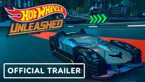 Sizzling Wheels Unleashed – Official Batman Enlargement Trailer – IGN