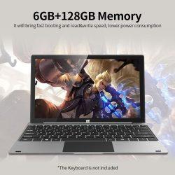 Jumper EZpad 8 10.1 inch Pill with Intel Apollo Lake N3350 CPU 6GB+128GB Reminiscence 1920*1200 Decision Twin-band WiFi