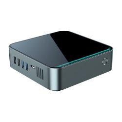 Mini PC Suitable with Home windows 10 OS Desktop Gaming PC Pc Apollo Lake J3455 4-Core UHD 4K Media Participant 8GB/128GB 2.4G/5G Twin Band WiFi 1000M LAN BT5.0 HD VGA SATA3.0