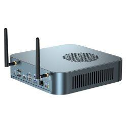 T-bao MN48H Mini PC with AMD R7 4800H Processor AMD Radeon Graphics GPU 16GB+512GB Reminiscence Home windows 10 Working System EU Plug