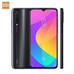World Model Xiaomi Mi 9 Lite Cellular Cellphone 6GB 64GB